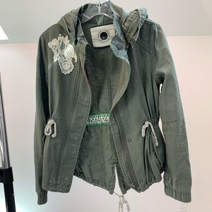 Daughters of the Liberation Utility Jacket